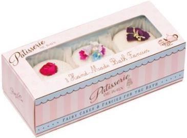 Rose & Co. Patisserie de Bain Gift Box of 3 Fancies Set