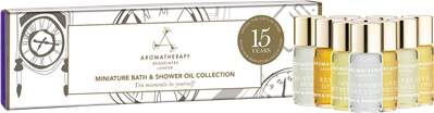 Bath Salts & Foams Aromatherapy Associates Special Edition Minature Bath Oil Collection 10 x 3ml